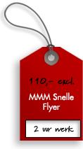 MMM Snelle Flyer