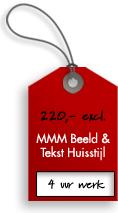 MMM Beeld &Tekst Huisstijl