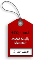 MMM Snelle Identiteit
