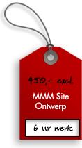 MMM Site Ontwerp
