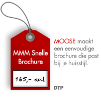 MMM Snelle Brochure