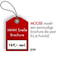 MMM Snelle Brochure