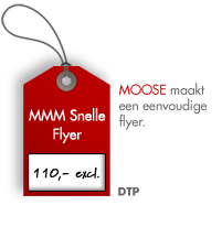 MMM Snelle Flyer