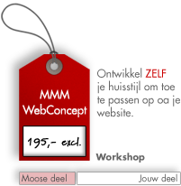 MMM WebConcept